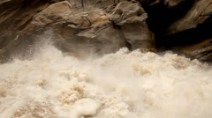 Tiger Leaping Gorge. Yunnan Province, China Stock Footage