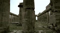 Paestum 03 Stock Footage