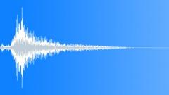 Resonating electro swoosh - sound effect