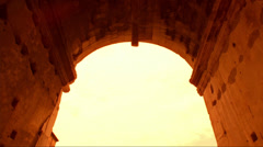 ArcoGiano 01 Stock Footage