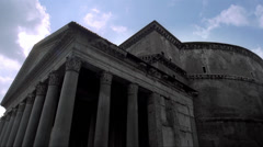 Pantheon 01 Stock Footage
