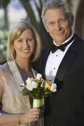 Stock Photo of Couple In Formal Wear