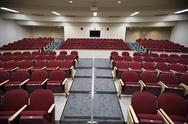 Stock Photo of Empty Lecture Hall