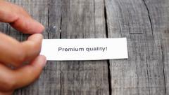 Premium Quality Stock Footage