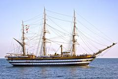 Sailing-vessel Stock Photos