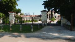 Palladian villas of Veneto-073 - stock footage