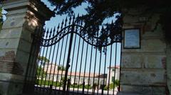 Palladian villas-065 Stock Footage
