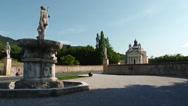 Stock Video Footage of Palladian villas-058