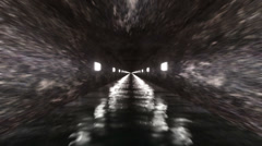 Sewer Loop - stock footage