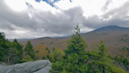 Stock Video Footage of Vermont Mountains - long clip - graded - 1080 60p