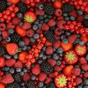 Stock Photo of berries background
