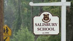 Salisbury School (1 of 3) Stock Footage