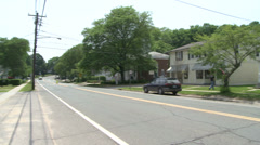 Out for an afternoon drive (6 of 9) Stock Footage