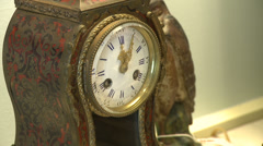 Items inside an antique store (3 of 7) Stock Footage