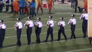 Stock Video Footage of Marching Band, Music Performance