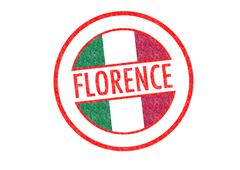 FLORENCE Stock Illustration