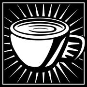 Coffee Graphic - stock illustration