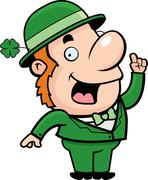 Leprechaun Idea Stock Illustration