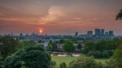 Greenwich Pano TL RAW.mp4 - stock footage