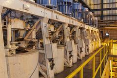 Sugar factory, são paulo state, brazil Stock Photos