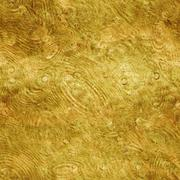 Gold seamless metal - stock illustration