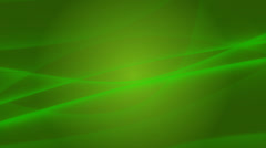 Green Abstract Motion Background and Lens Flares Stock Footage