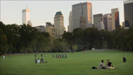 Stock Video Footage of NYC Central Park