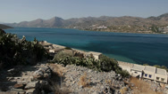 Stock Video Footage of spinalonga 4