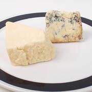 Stock Photo of british cheeses