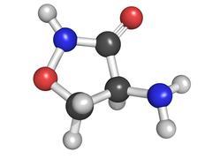 Sykloseriini (d-cycloserine) tuberkuloosin huumeiden Piirros