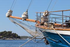 Stock Photo of sailing boat