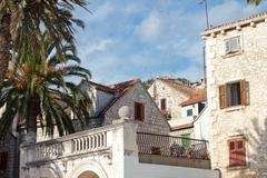 Stock Photo of mediterranean houses