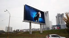 The Billboard ( 2 in 1 ) - stock after effects
