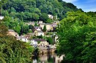 Stock Photo of Matlock Bath in Derbyshire