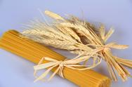 Stock Photo of Spaghetti And Barley