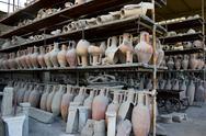 Stock Photo of Ancient amphoras