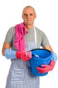 houseman - stock photo