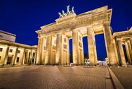 Stock Photo of brandenburg gate
