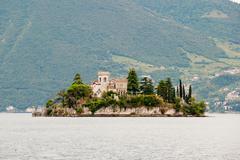 Lago d'iseo Kuvituskuvat