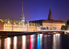 copenhagen denmark - stock photo