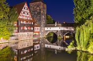 Stock Photo of nuremberg germany