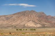 Stock Photo of flinders ranges landscape. south australia