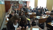 Stock Video Footage of schoolchildren at the physics lesson 5