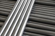 Pipe steel Stock Photos