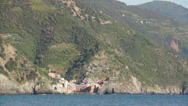 Stock Video Footage of View from Monterosso