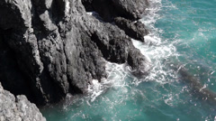 Coastal Scenes of Monterosso (12 of 32) Stock Footage