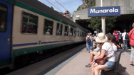 Stock Video Footage of Scenes of Manarola (4 of 14)