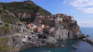 Stock Video Footage of Scenes of Manarola (11 of 14)