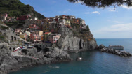 Stock Video Footage of Scenes of Manarola (13 of 14)