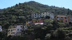 Scenes of Riomaggiore (5 of 6) Stock Footage